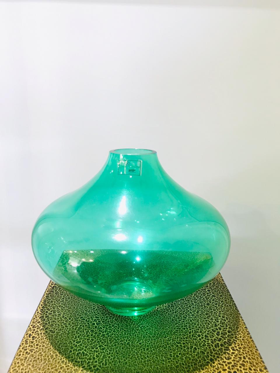 20cm Handblown Glassware - Green Gardens Mihiliya (Pvt) Ltd