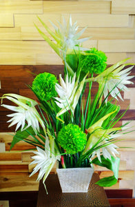 Artificial Flower Arrangement (h: 68cm) - Green Gardens Mihiliya (Pvt) Ltd