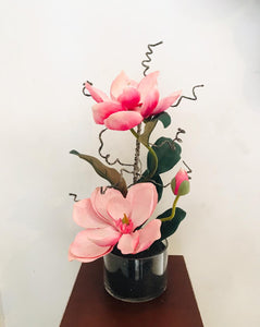 Artificial Flower Arrangement (h: 54cm ,w:33cm) - Green Gardens Mihiliya (Pvt) Ltd