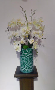 Artificial Floral Arrangement (h:81cm w:50cm)