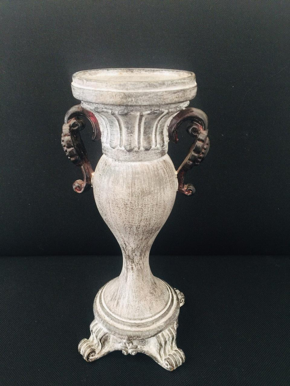 25cm Antique Candle Holder