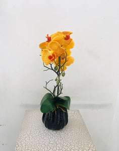 Artificial Floral Arrangement (h:38cm, w:15cm)