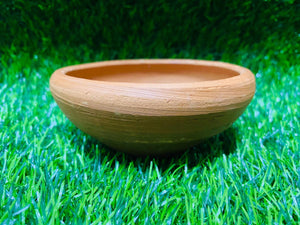 Clay Pot - Bowl (h:6cm w:12cm)