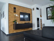 Load image into Gallery viewer, White Acacia Wall panel (SQFT) - Green Gardens Mihiliya (Pvt) Ltd