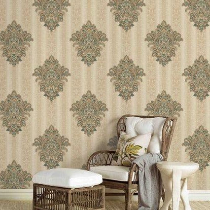 Wallpaper (Vinyl/PvC) - Green Gardens Mihiliya (Pvt) Ltd
