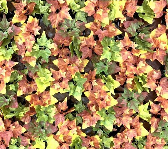 Autumn Maple Leaf Vertical Garden with UV (SQM) - Green Gardens Mihiliya (Pvt) Ltd