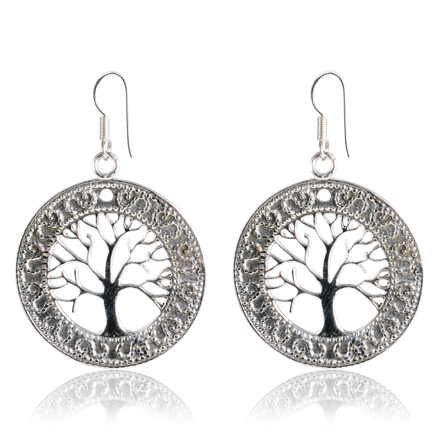 Vriksha Light Earrings