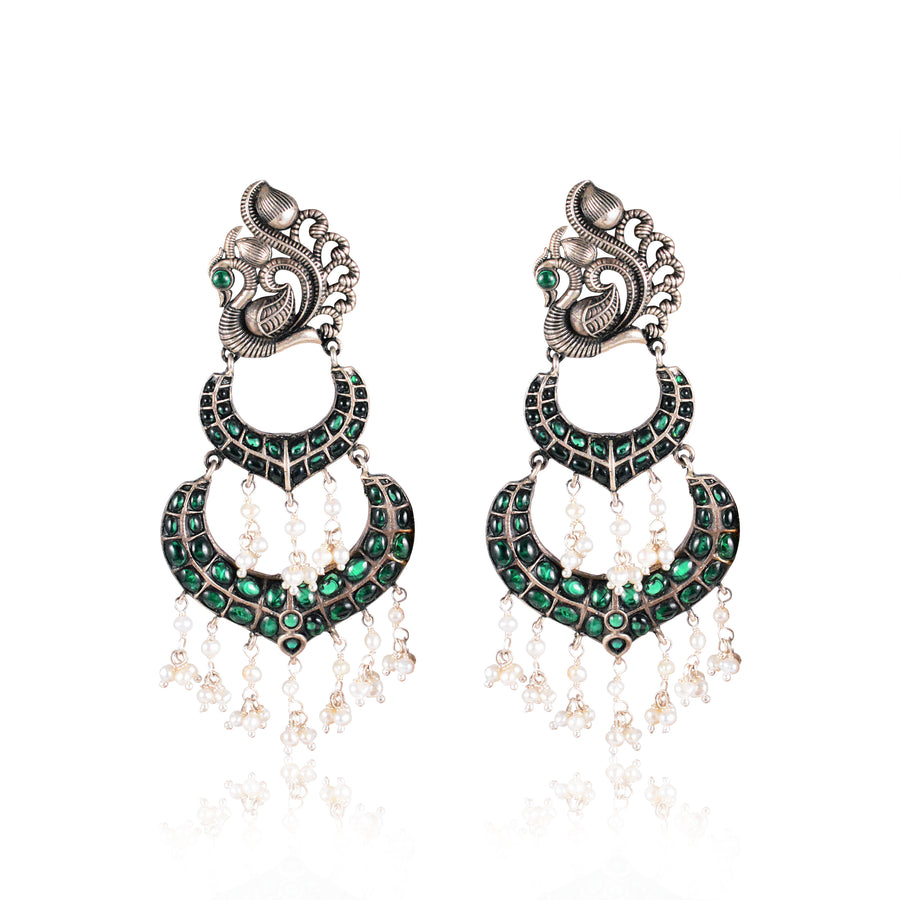 Harit Mayur long Earring