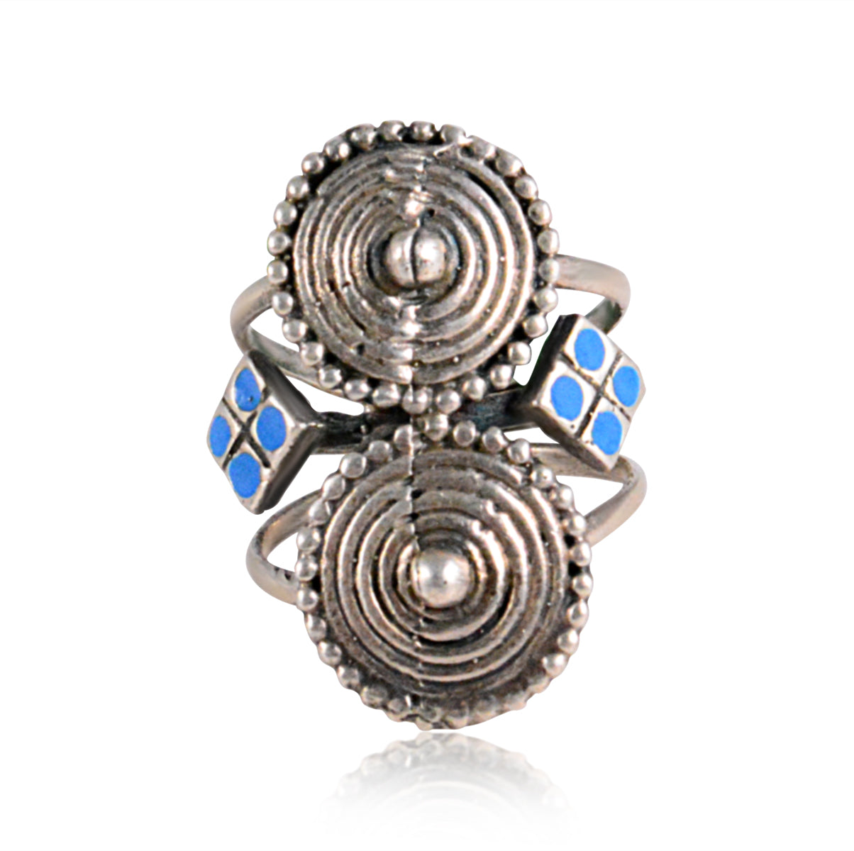Meena Tribal Ring