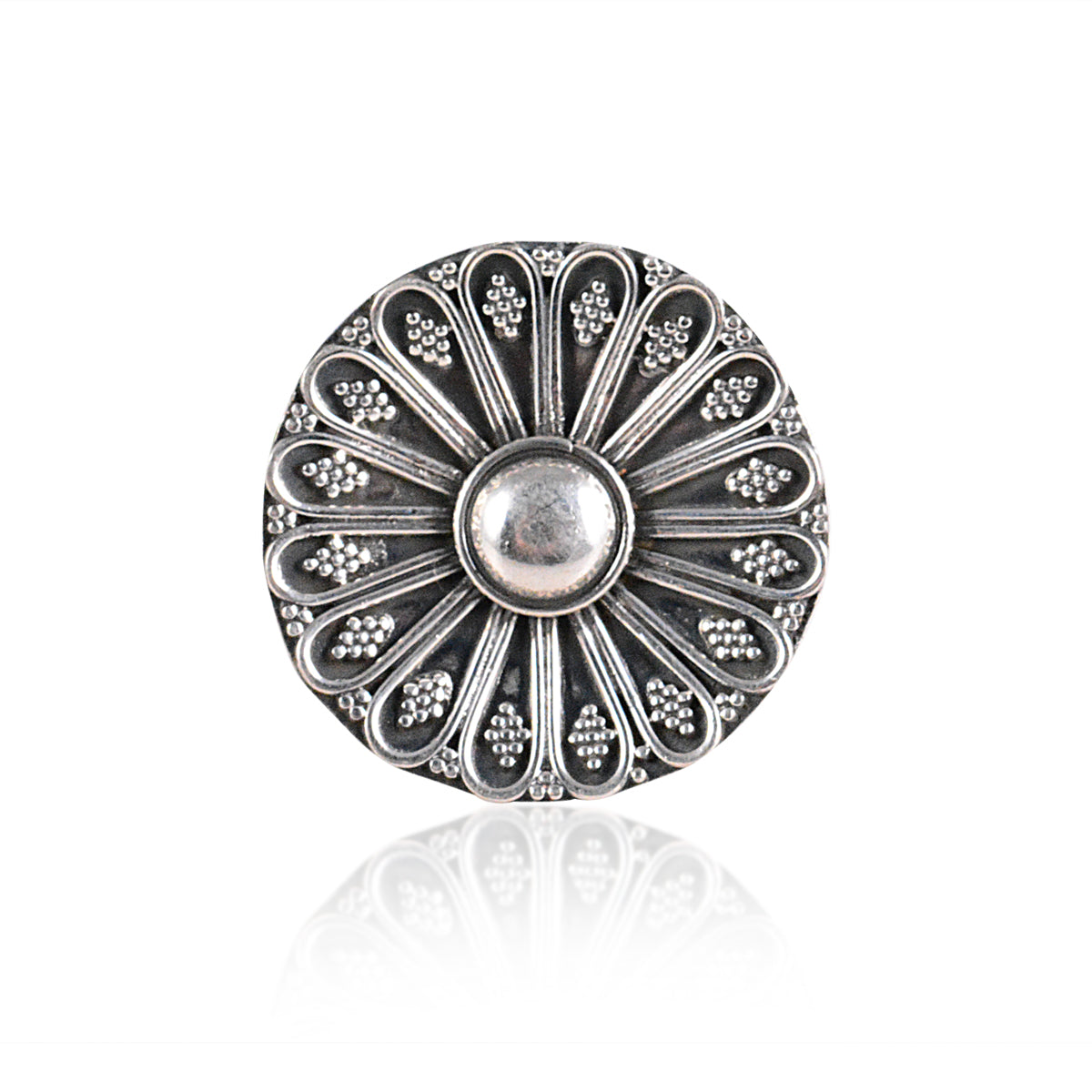 MOHINI ROUND RING