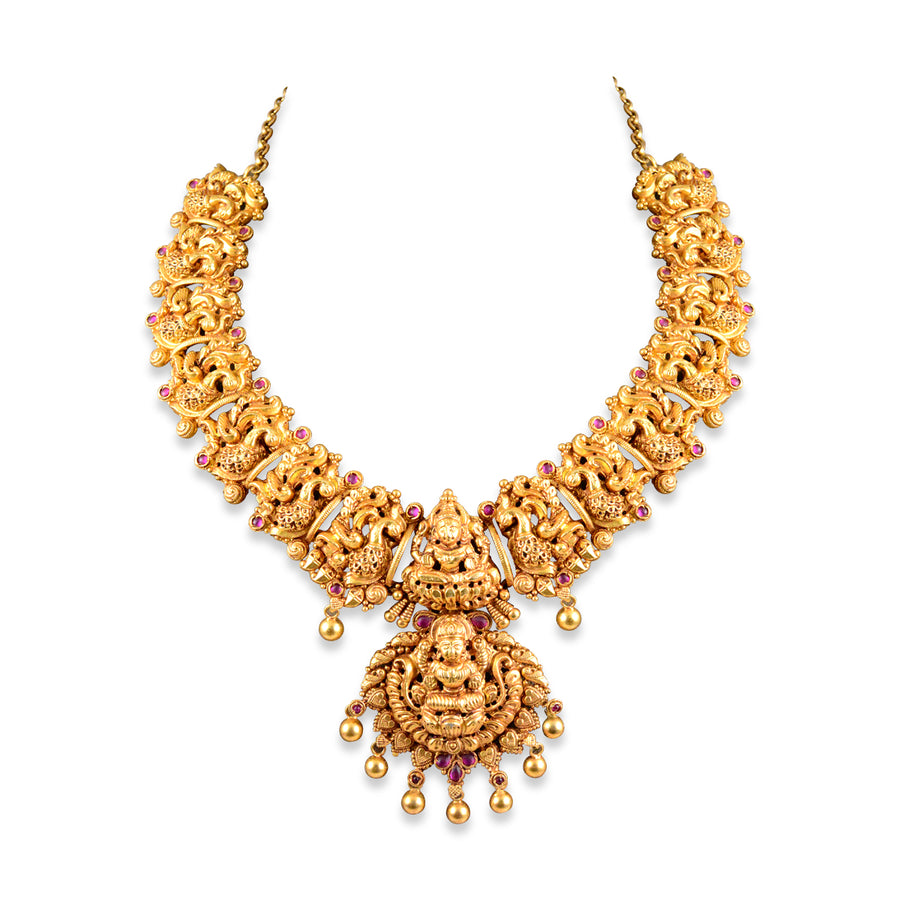 Mandira Temple Necklace