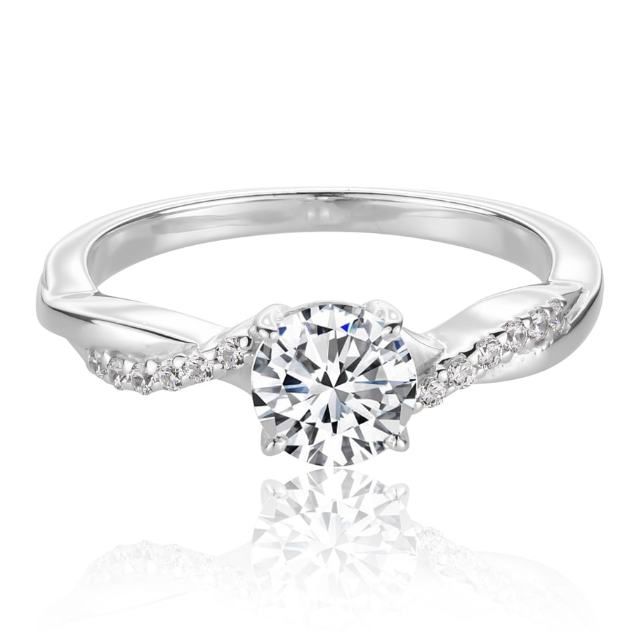 Hazel Engagement Ring