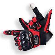 Motorcycle Gloves With Screen Touch Full Finger Non-Slip gloves