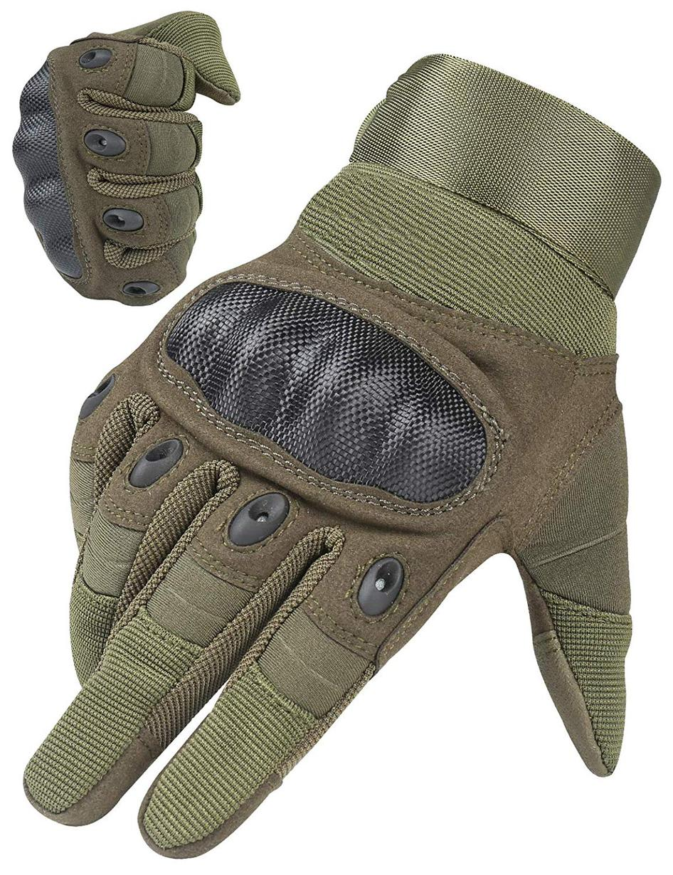 Army Motorcycle Gloves