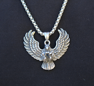 American Eagle Necklace (Free Shipping)