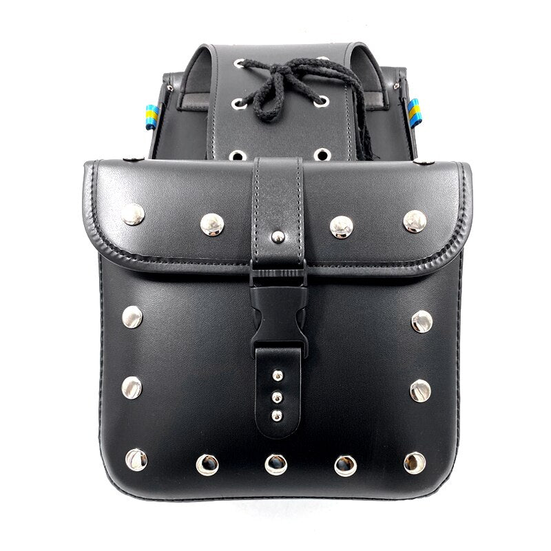 Motorcycle Saddle Bags For Harley Sportster