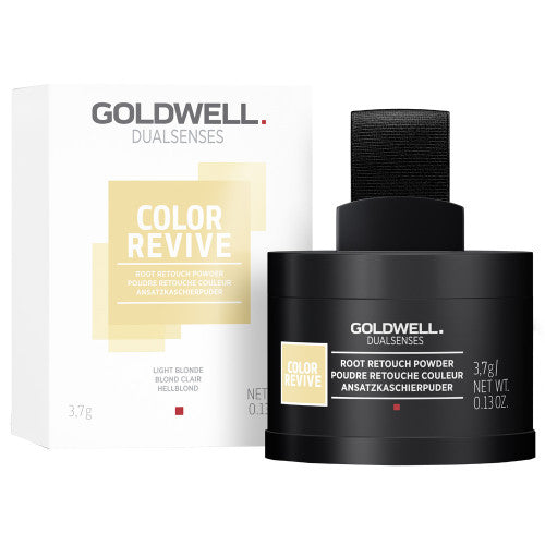 Goldwell Dualsenses Color Revive Ansatzkaschierpuder hellblond 3,7 g