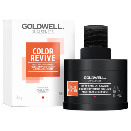 Goldwell Dualsenses Color Revive Ansatzkaschierpuder kupferrot 3,7 g
