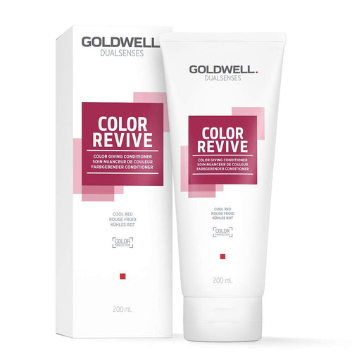 Goldwell Dualsenses Color Revive Farbgebender Conditioner kühles Rot 200 ml