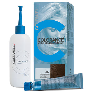 Goldwell Colorance pH 6.8 Set 6N dunkelblond