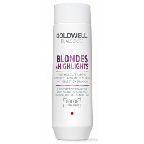 Goldwell Dualsenses Blondes & Highlights Anti-Yellow Shampoo 30 m