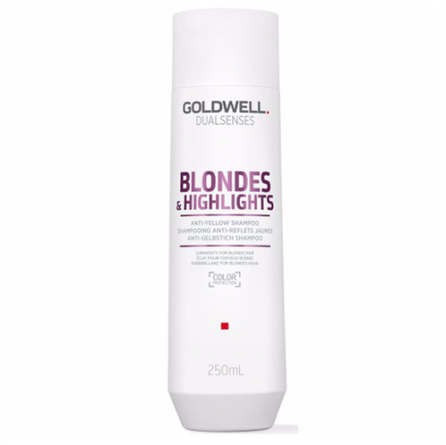 Goldwell Dualsenses Blondes & Highlights Anti-Yellow Shampoo 250 ml