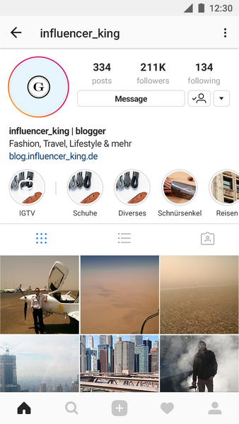 influencer_sample_instagram_profile