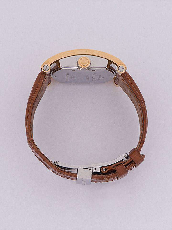 Bvlgari  18K Yellow Gold Assioma Watch