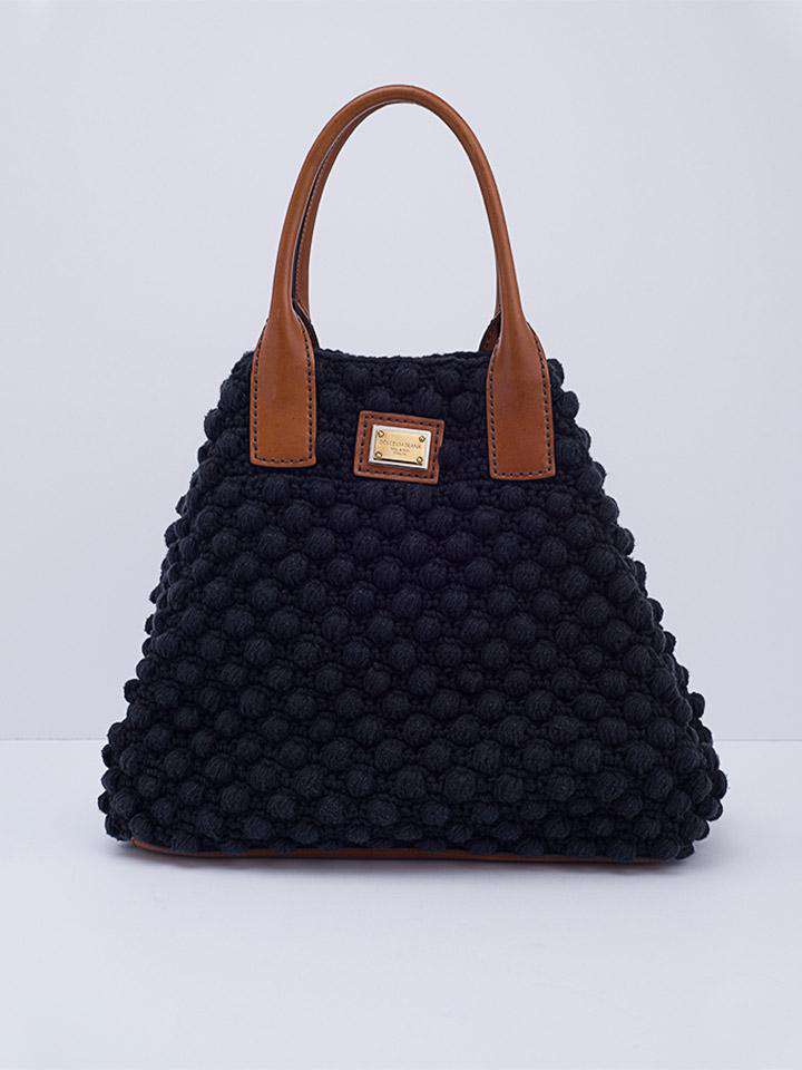 Dolce and Gabbana Black Shoulder Bag
