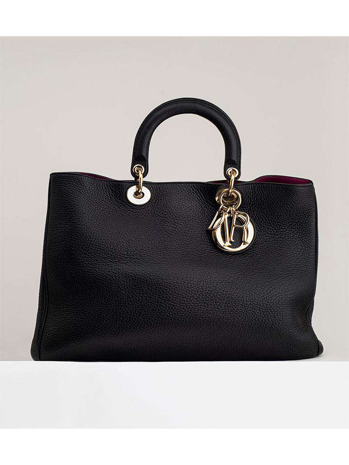 Diorissimo Bag with Chain Wallet