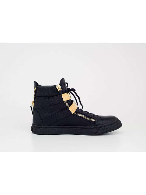 Giuseppe Zanotti Back and Gold Trainers