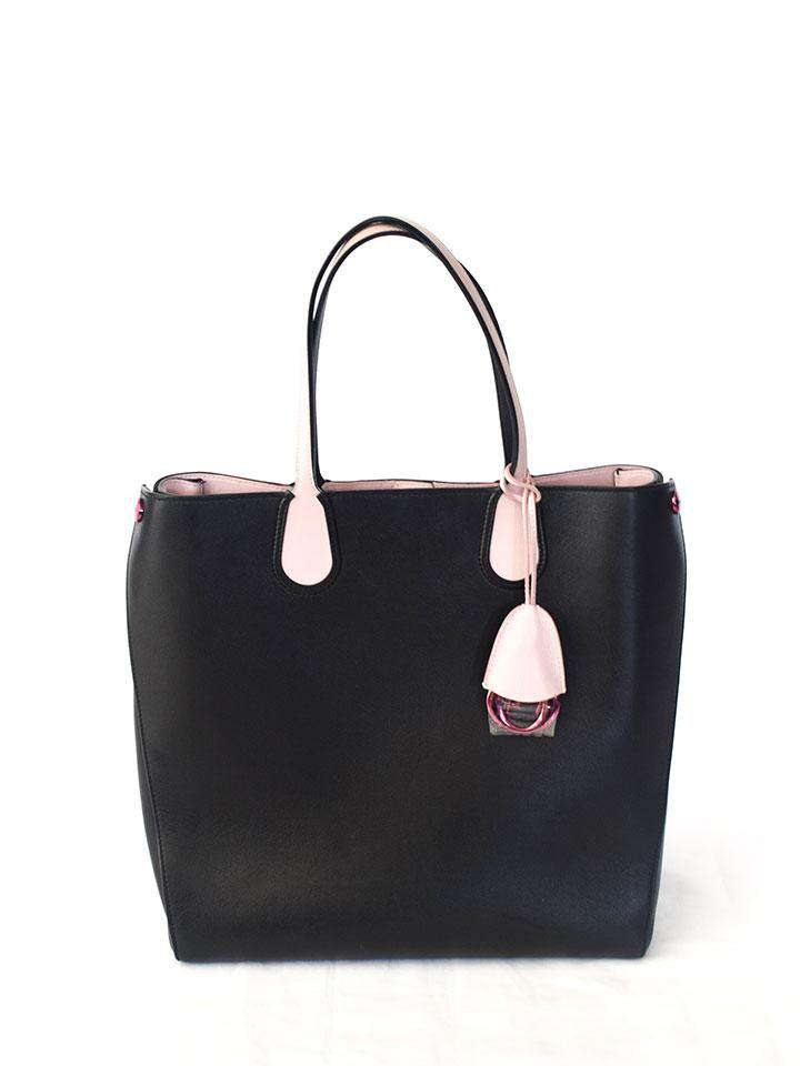Christian Dior Addict Shopping Tote Vertical Bag