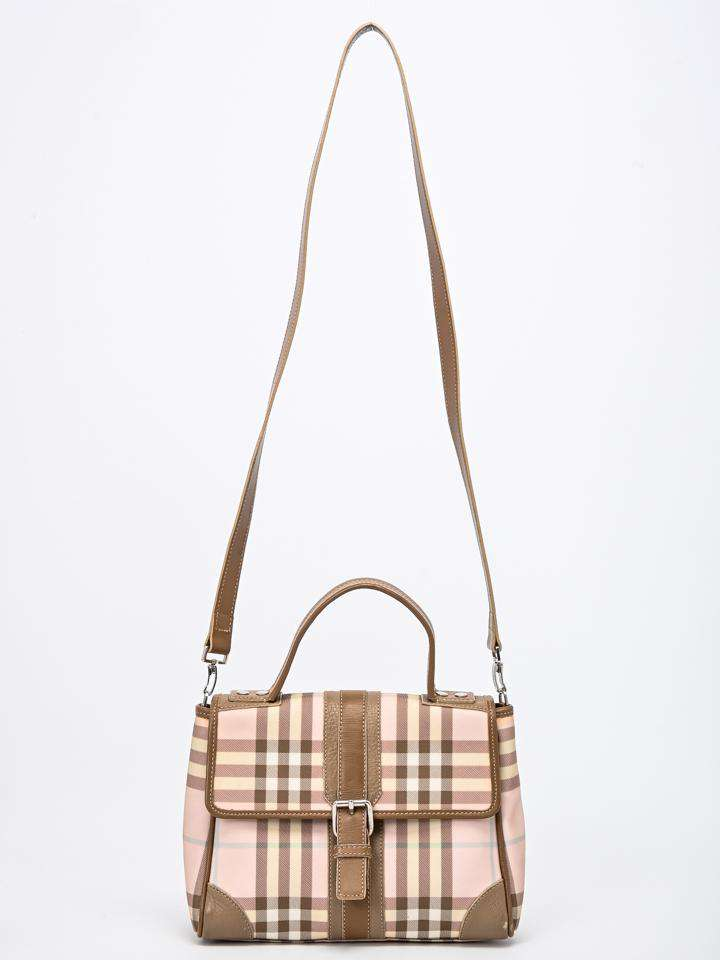Burberry Handle Bag