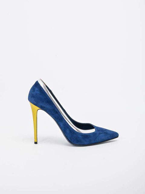 Fendi Suede Pumps