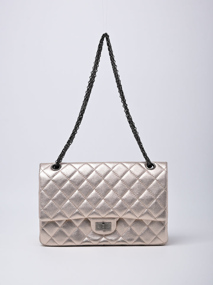 Chanel Reissue 2.55 Classic 225 Flap Bag
