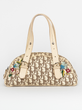 Christian Dior  Diorissimo Floral Handle Bag