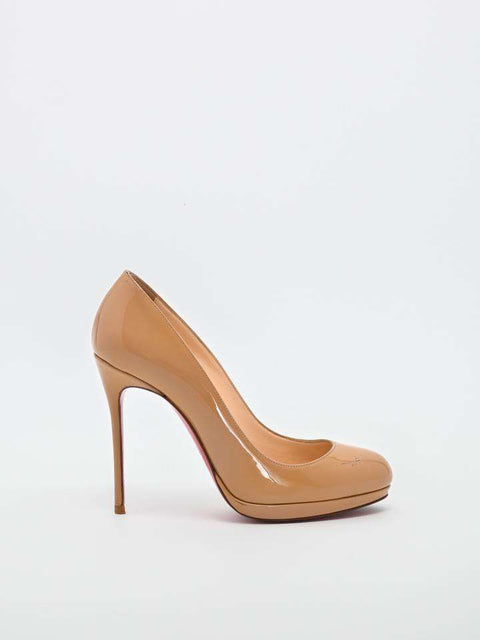 Christian Louboutin Simple Patent Pumps