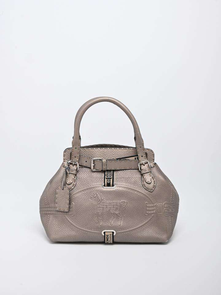 Fendi Grey Bag
