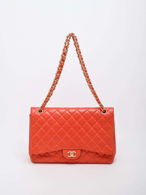 Chanel Quilted Jumbo Classic Flap Bag