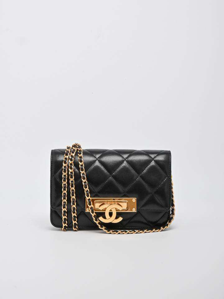 Chanel CC Crossbody Bag