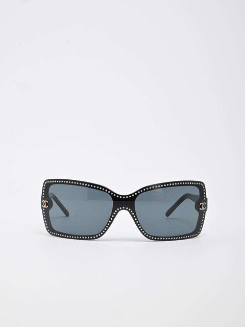 Chanel CC Shield Sunglasses