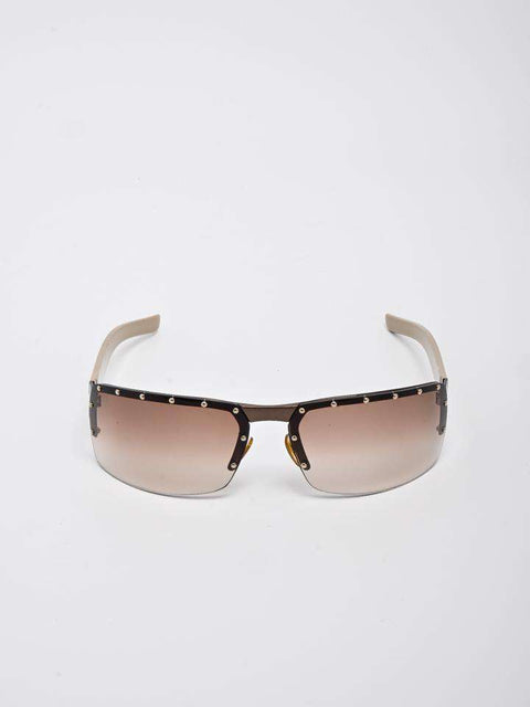 Gucci Oversize Gradient Sunglasses
