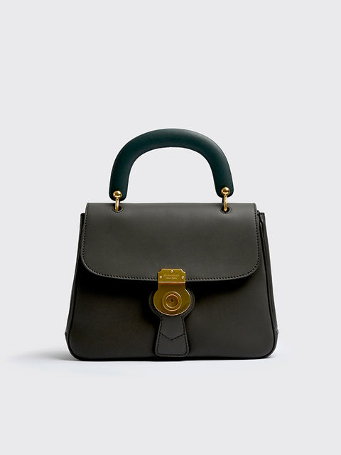 Burberry  Leather DK88 Bag