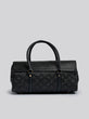 Louis Vuitton  Navy Blue Gris Monogram Limited Edition Volupte Beaute Bag