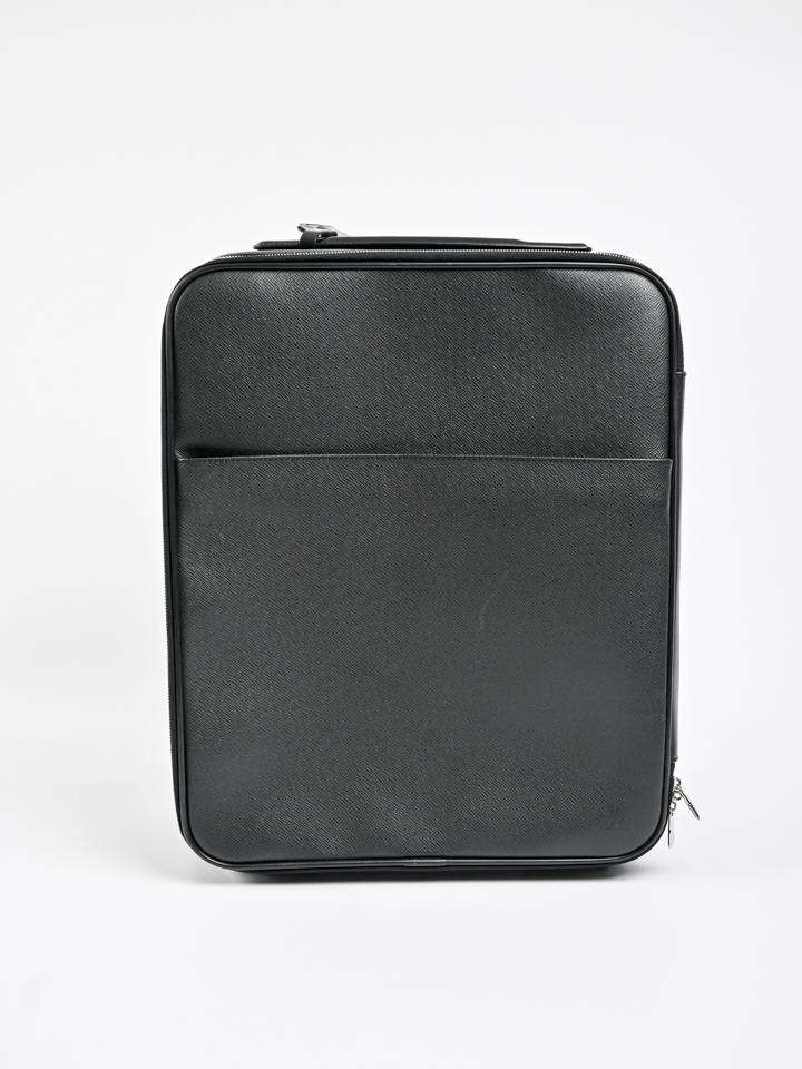 Louis Vuitton Ardoise Taiga Pegase 45 Luggage