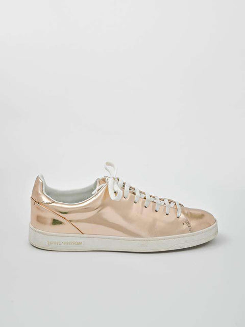 Louis Vuitton Front Row Low Top Sneakers