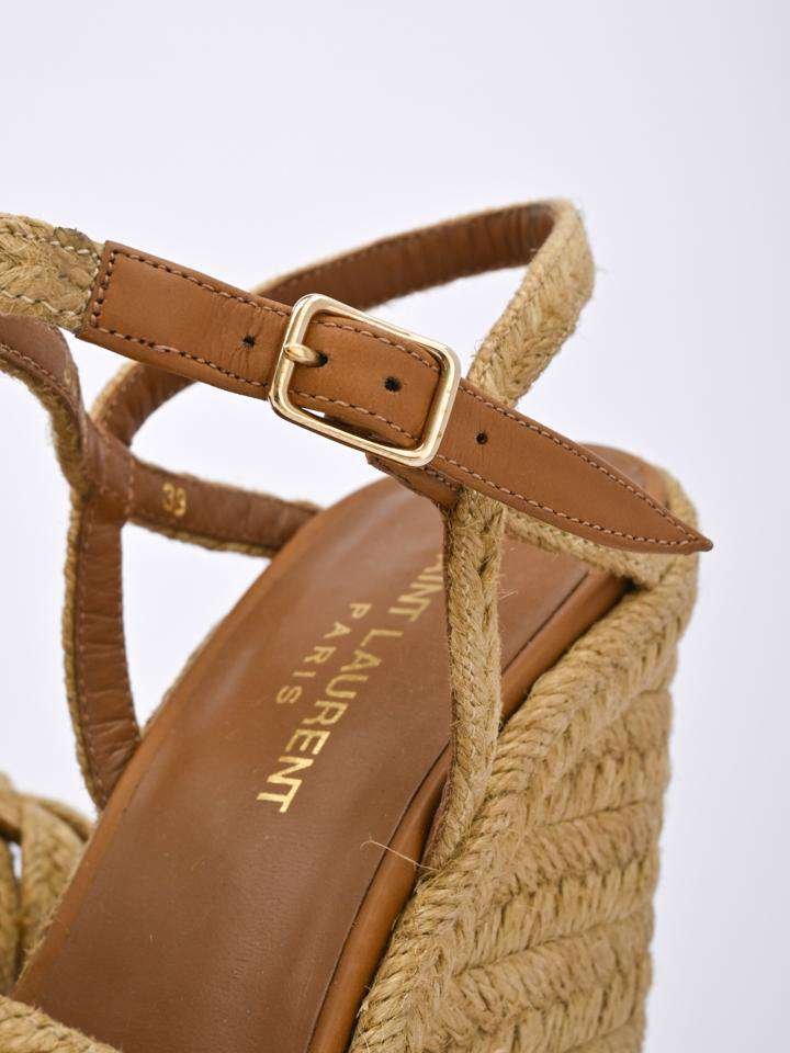 Yves Saint Laurent Espadrilles Wedges