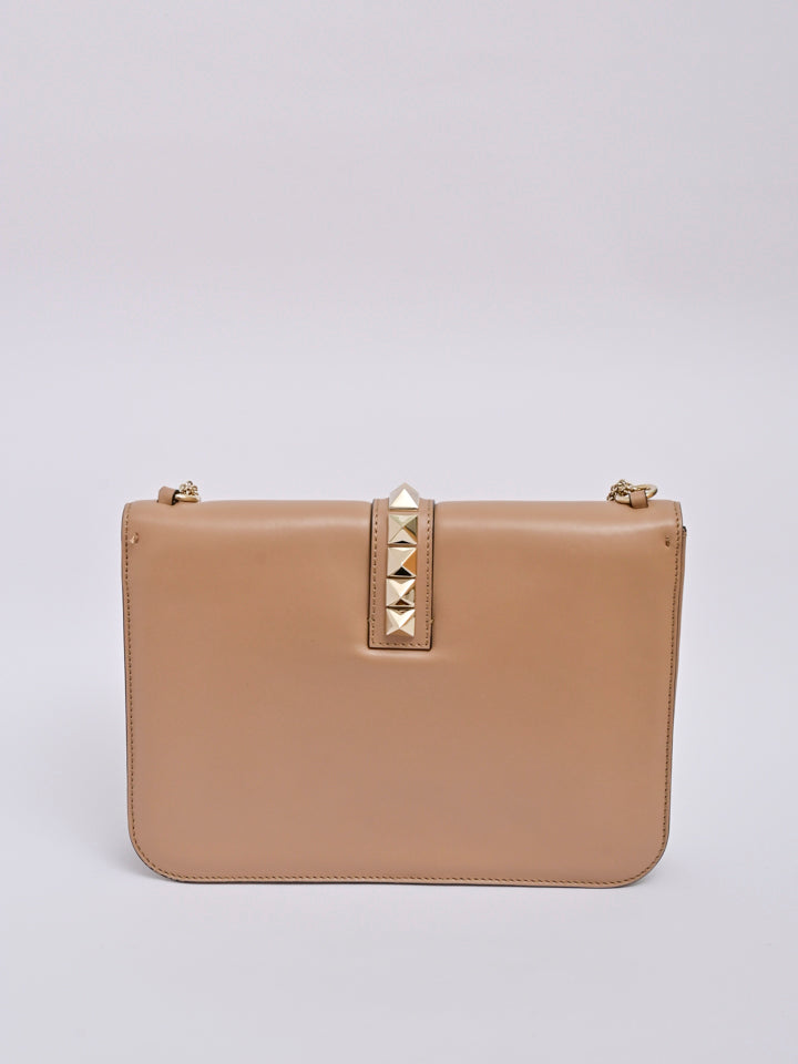 Valentino Large Glam Lock Bag