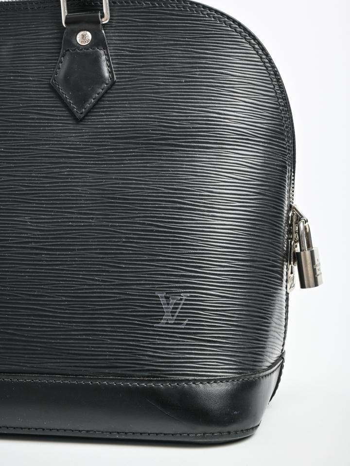 Louis Vuitton Alma MM Bag