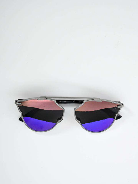 Christian Dior Tricolor Sunglasses